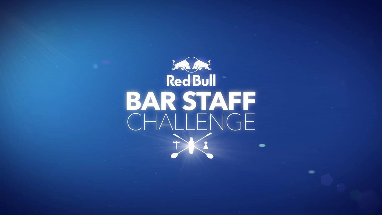 red bull bar staff challenge