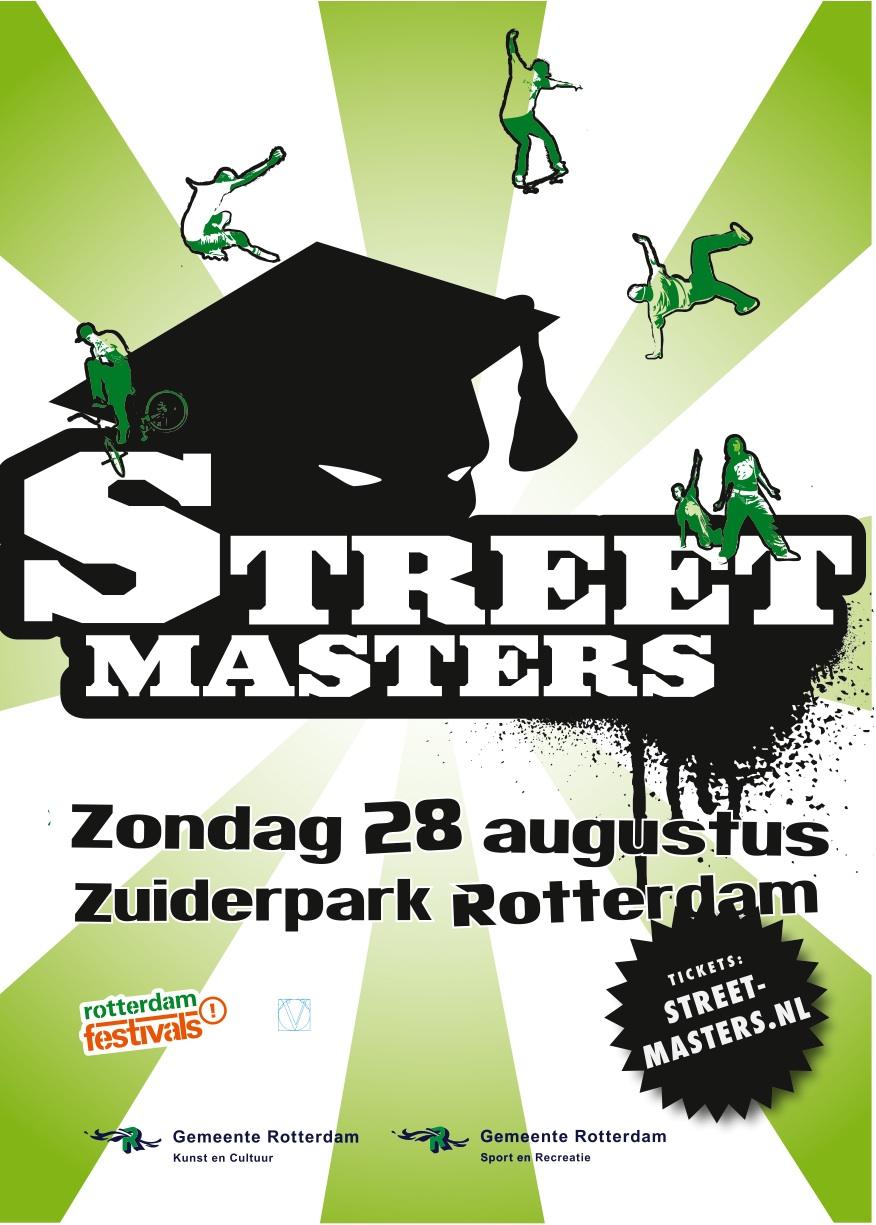 flyfestival streetmasters rotterdam