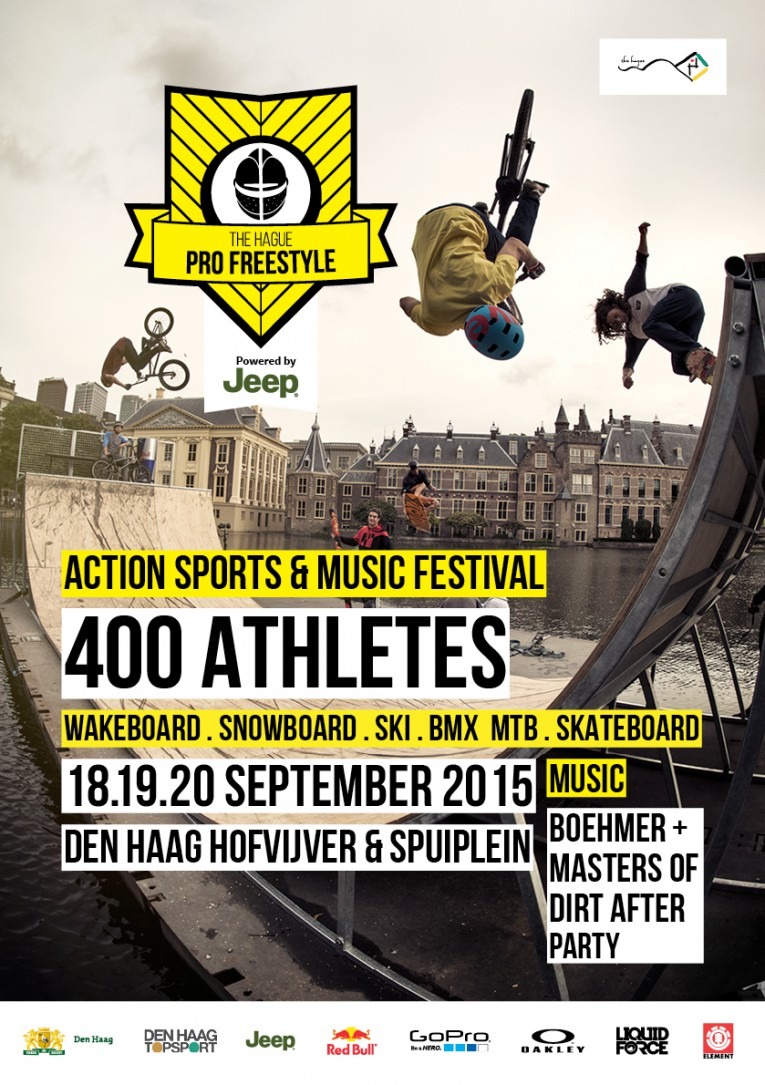 the hague pro freestyle