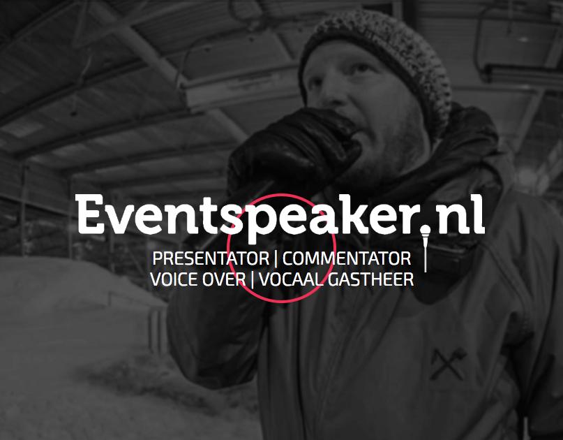 Eventspeaker presentator